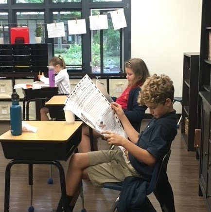 Third Grade Cafe