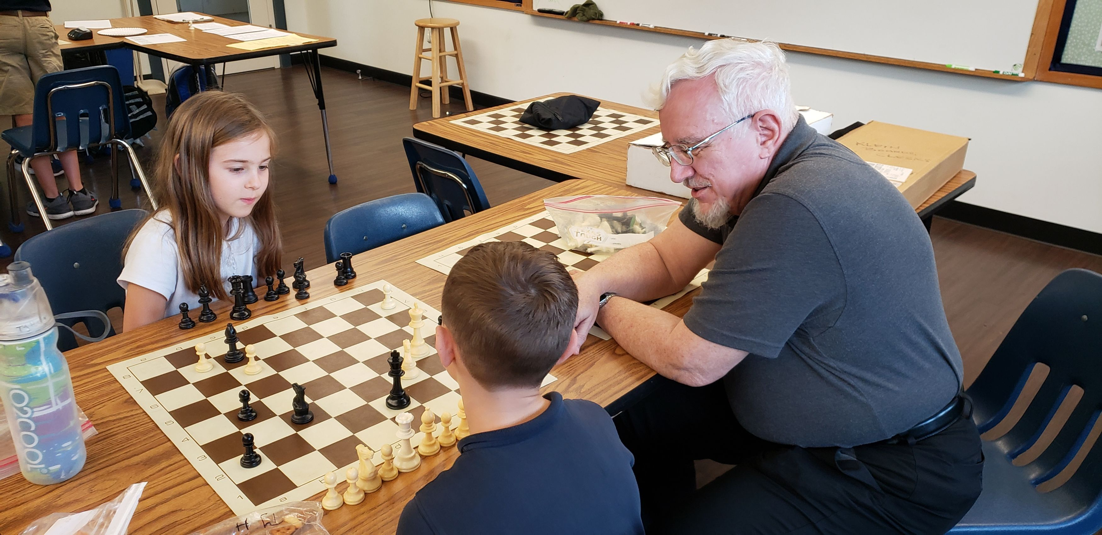 Chess Club at Covenant