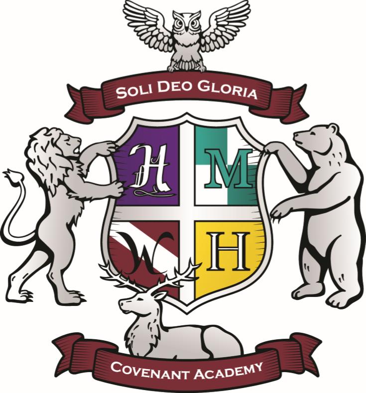 Covenant Academy School Crest