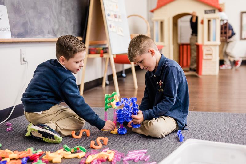 Covenant Preschoolers